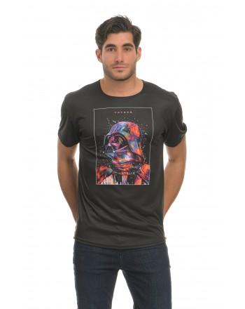 Μαύρο Κοντομάνικο Μπλουζάκι...